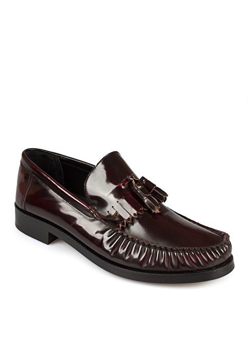 Matraş Ayakkabı Bordo